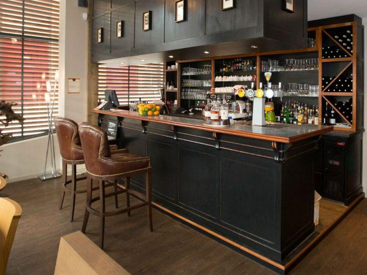Les 20 meilleures id es de la cat gorie comptoirs en zinc - Creer un comptoir bar cuisine ...