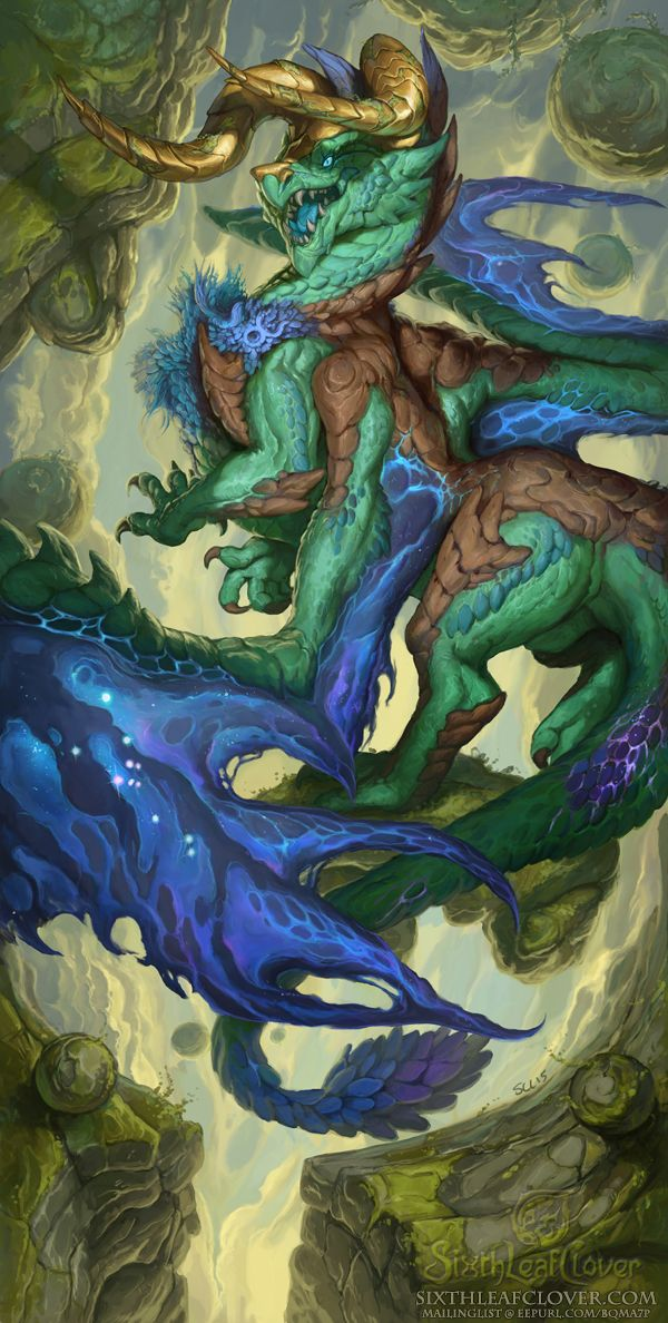 2016 Zodiac Dragons Taurus by The-SixthLeafClover.deviantart.com on @DeviantArt