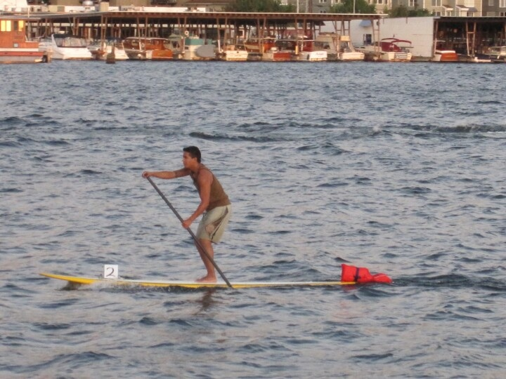 july 4th paddleboard race