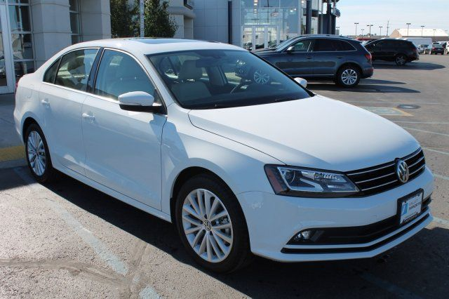 2016 Volkswagen Jetta Sedan 1.8T SEL Sedan