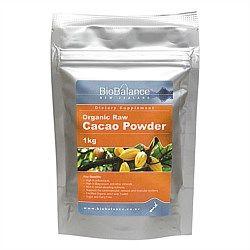 BioBalance Organic Raw Cacao Powder | HealthPost
