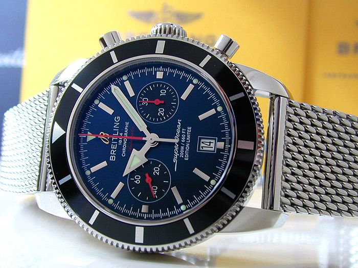 Breitling Superocean Heritage 125th Anniversary Limited Ed. Ref. A23320