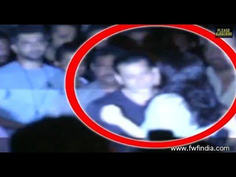 OMG: Jacqueline Fernandez KISSES 'Salman Khan' at 'KICK' TRAILER LAUNCH