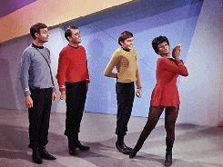 You go, Uhura!
