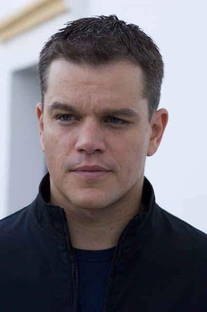 Jason Bourne - Matt Damon - The Bourne Series.