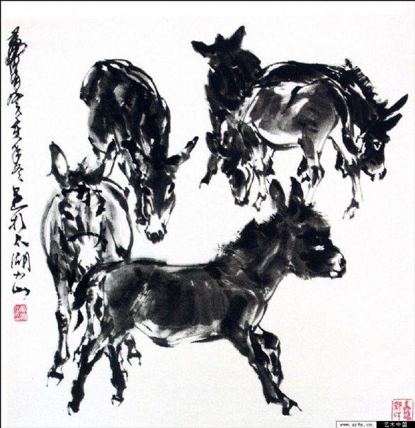 Хуан Чжоу ослы 2