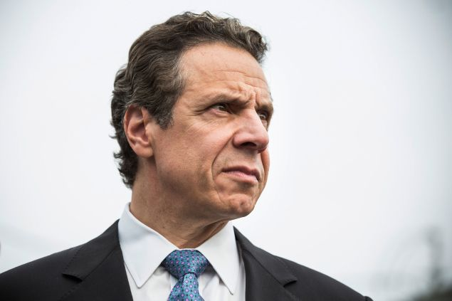 Andrew Cuomo Calls Latest Fred Dicker Story Really Garbage