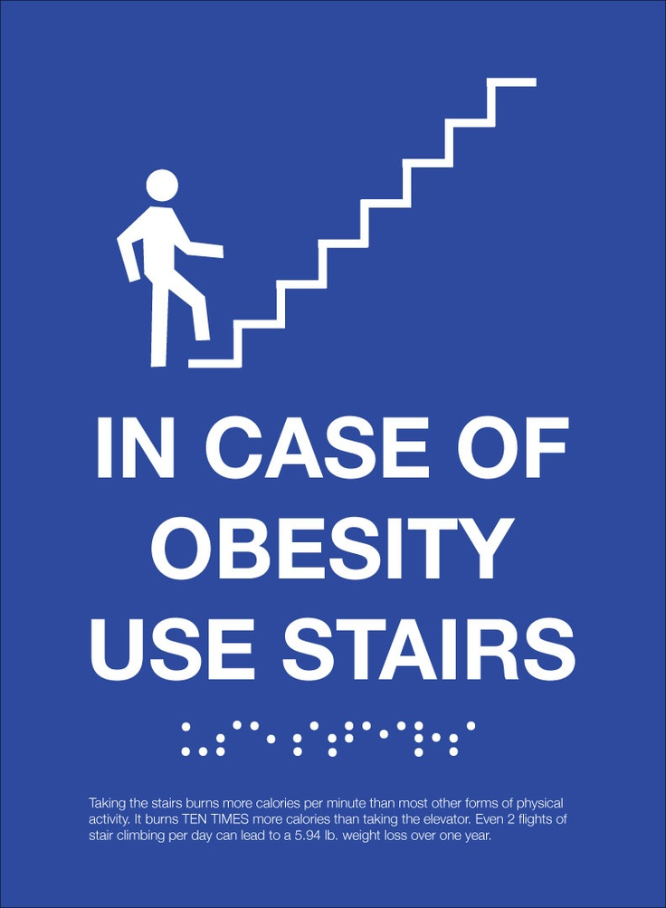 advocacy poster concerning our obesity issue i created in