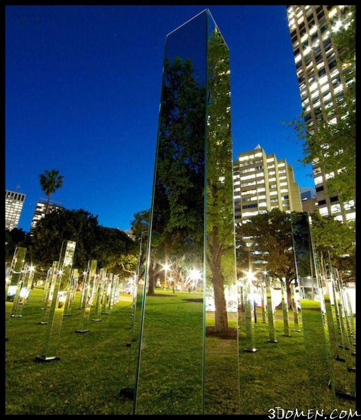 один из парков Сиднея, Гайд Парк Сауз