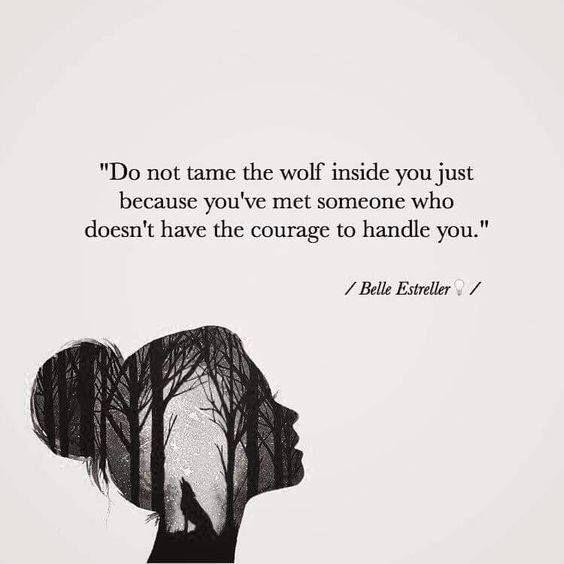 Do not tame the wolf inside you.. via (http://ift.tt/2q2Gchc)