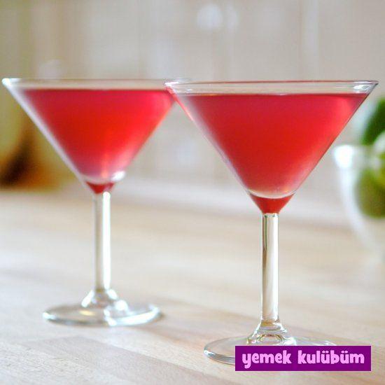 Cosmopolitan Kokteyl tarifi nasıl yapılır, Cosmopolitan Kokteyl yapımı, Cosmopolitan Kokteyl yapılışı, Absolut votka kokteyl tarifleri