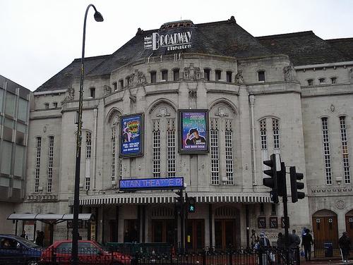 Broadway Theatre, Catford, London SE6 by Kake Pugh, via Flickr