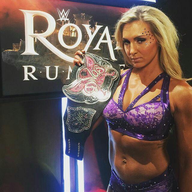 WWE Divas Champion Charlotte