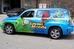 BLUEDriverSidvehicle-wraps-graphics-vinyl-fleet-large-format-car-suv-chevy-chevrolet-hhr-dealership-automotive-grean-environmental-e