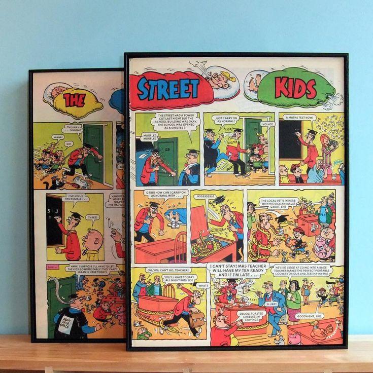 114 best bedroom ideas images on pinterest bedroom ideas for Comic book bedroom ideas