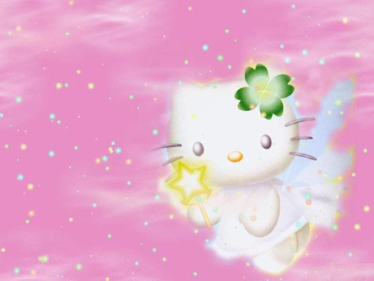 Hello Kitty Desktop Wallpaper   Hello Kitty Desktop HD Wallpapers Free Download Hello Kitty Wallpaper ...