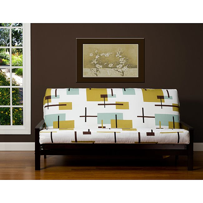 Reconstruction Polyester Full-size Futon Cover - Overstock™ Shopping - Big Discounts on Other Slipcovers