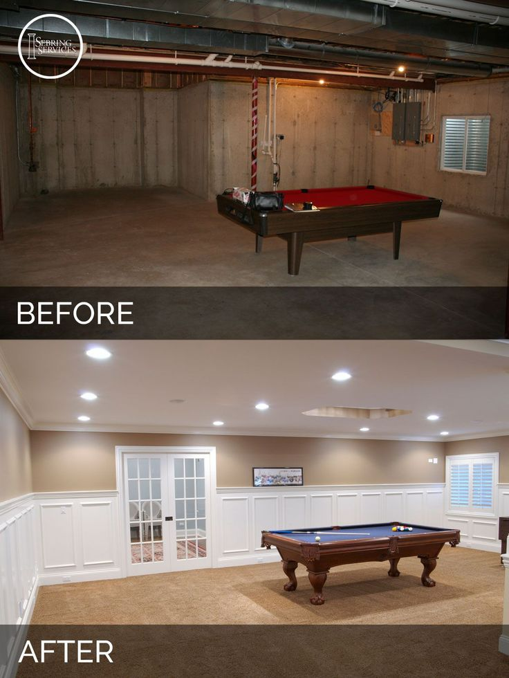 Basement Remodeling Ideas Before And After best 25+ basement remodeling ideas only on pinterest | basement