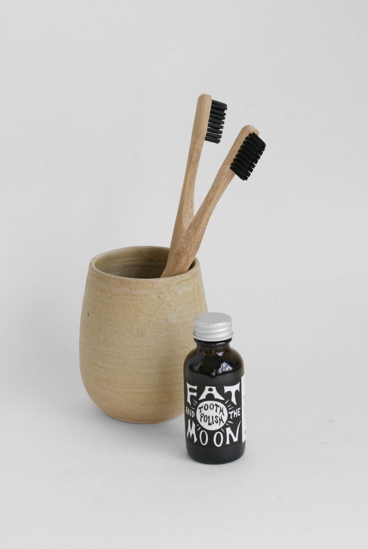 Fat and the Moon Tooth Polish $21