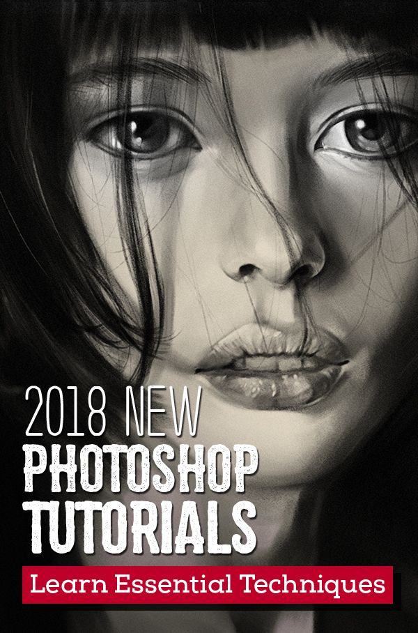 32 New Photoshop Tutorials – Learn Essential Techniques #photoshoptutorials #tips #digitalart #drawing #retouching #editing #photomanipulation