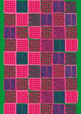 Marimekko - Mummolan marjat: Marjat Fabrics, Marjat Cotton, Mummolan Marimekkoberri, Cotton Fabrics, Marimekko Patterns, Finnish Design, Marimekko Finnish, Mummolan Marjat, Marimekko Mummolan