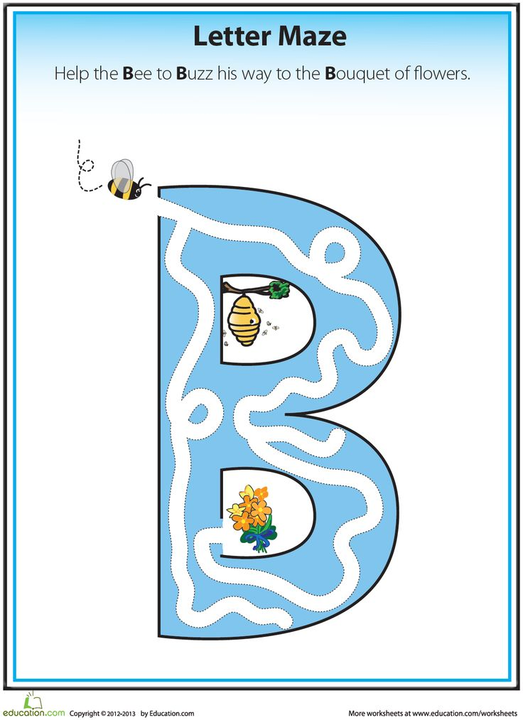 letter a craft 17 best images about labirintos on kid maze 6080