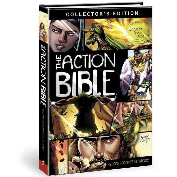 The Action Bible Special Edition