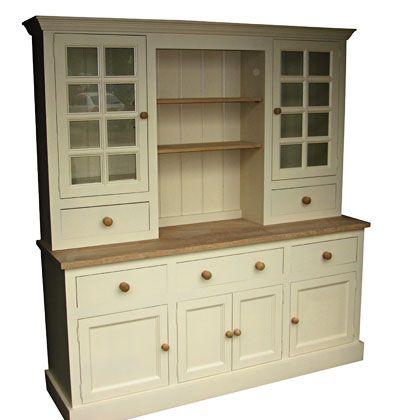 Freestanding Kitchen Dressers & Larder Units
