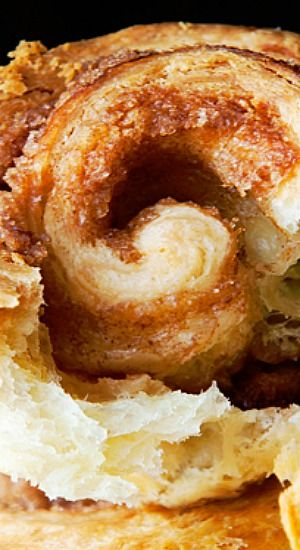 MORNING BUNS ~~~ Best made at night so that you can pull them out of the fridge and bake in the morning. Delicious!!