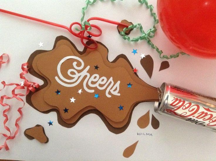 I hope you've enjoyed My Diet Coke Lighter Side journey....Cheers!!!!