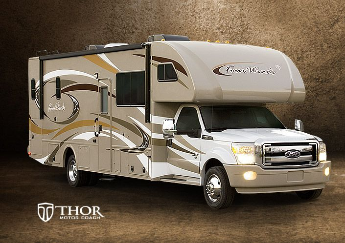 Top Motorhome Manufacturer Unveils 2 New Diesel Super C Motorhomes - RV Trader Blog - Official blog of RV Trader