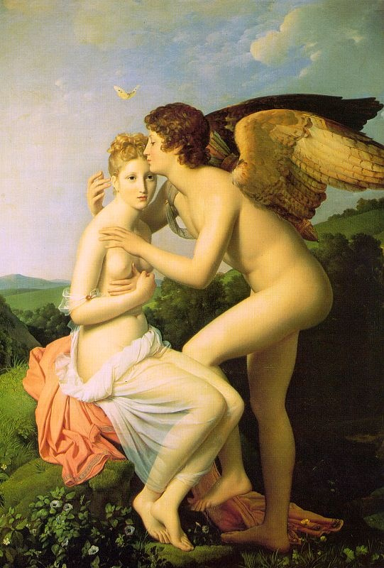 Eros and Psyche Myth (unknown)