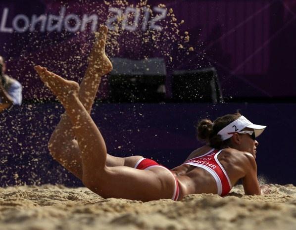 Nadine Zumkehr - Le beach volley féminin en images ! - MSN Actualité