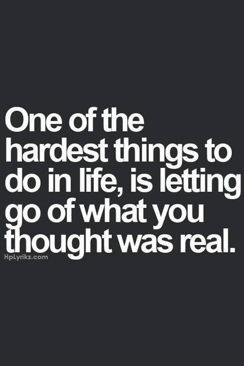 Yea it probably wasn't real to you but it was to me... I know it was cuz I'm still living with the pain!