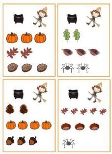 Commande pour la soupe de la sorcière. OK Autumn Theme | Mme Anke lesidee enfants d'âge préscolaire