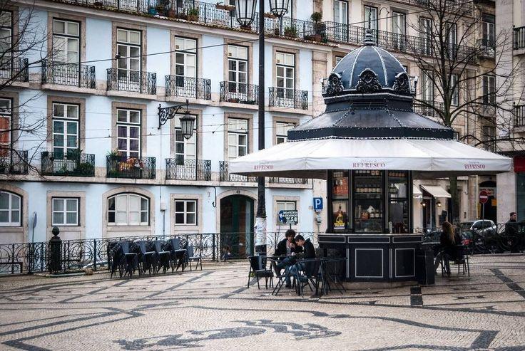 Quiosque do Refresco, Lisbon - Portugal