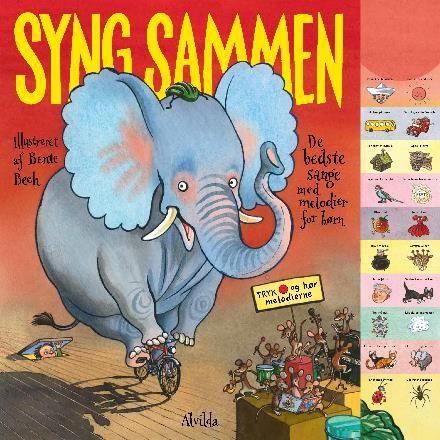 Læs om Syng sammen - De bedste sange med melodier for børn. Bogens ISBN er 9788771057102, køb den her