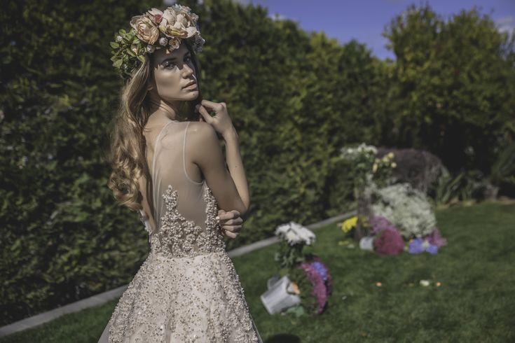 BRIDAL COUTURE S/S 2018 #maisonrenatamarmara #bridalcouture #bridal #bridaldress #weddingdress #bride #wedding #nifiko #nifi #hautecouture