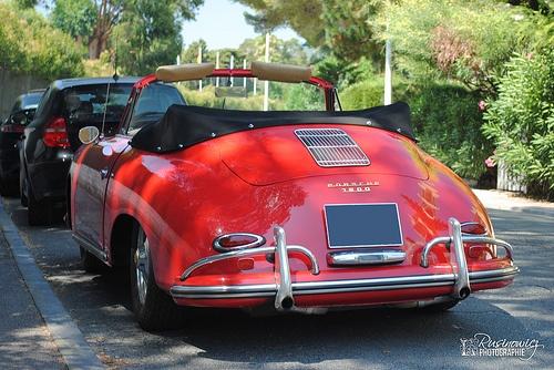 Porsche 356 1600 Super: Photo
