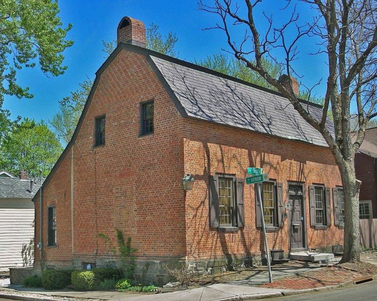 Brick Construction Dutch Colonial Dutch Colonial