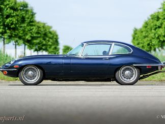 Jaguar E-Type 4.2 Coupe 2+2 - 1969