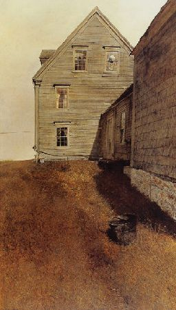 Weatherside - Andrew Wyeth