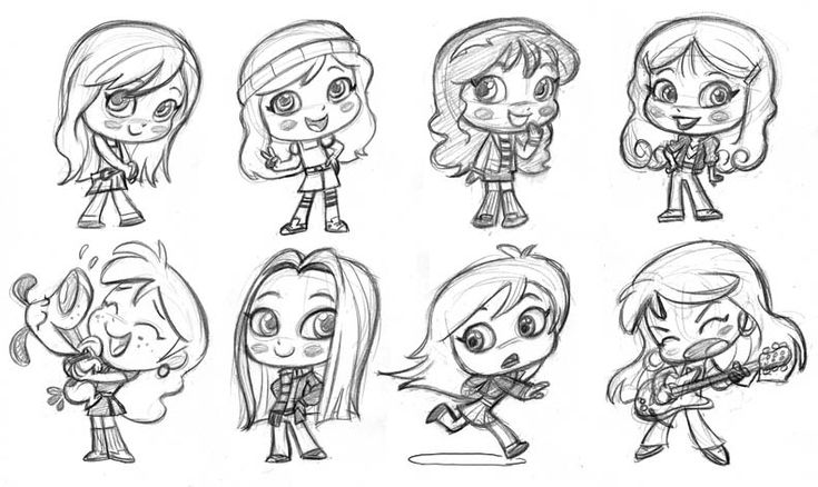 Tom Bancroft Character Design Book : Best images about personajes niÑos on pinterest
