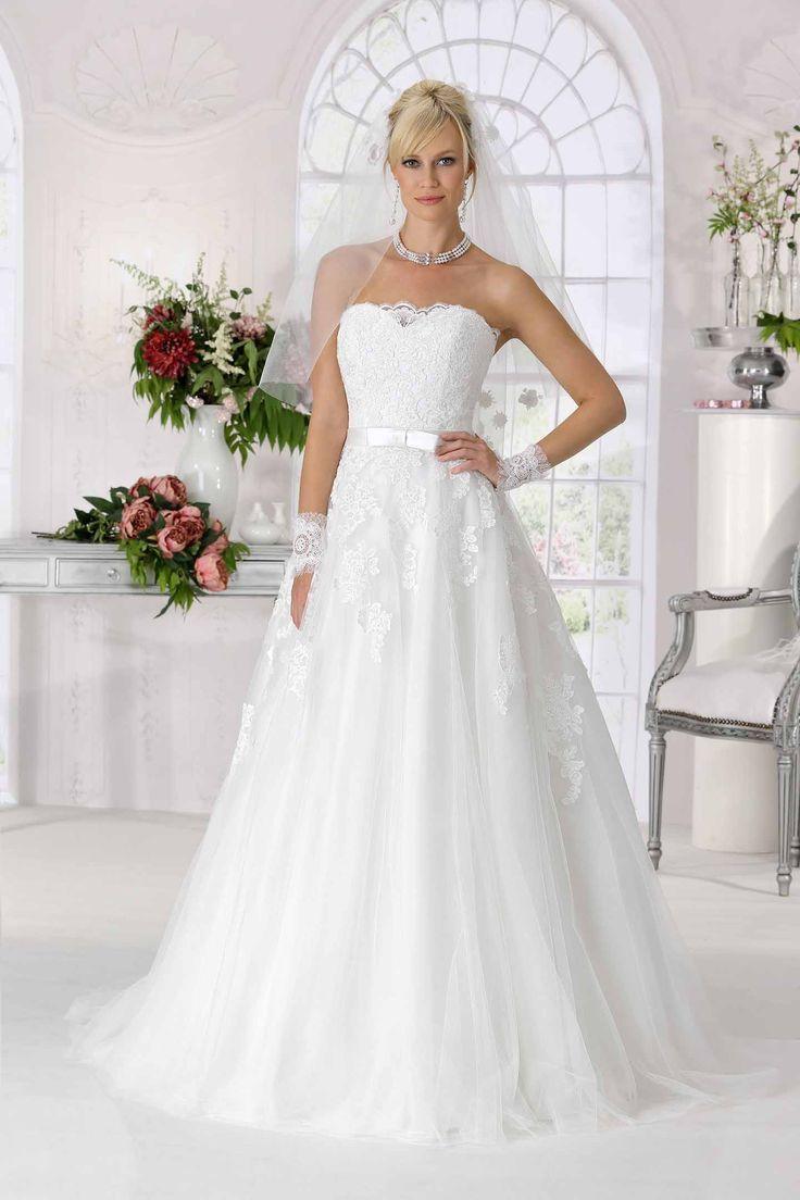 10 besten Brautkleid Vintage Bilder auf Pinterest   Hochzeitskleider ...