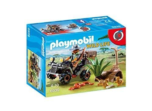 PLAYMOBIL® 6939 Evil Explorer with Quad