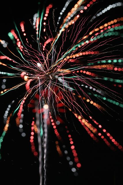 punk projects: Fireworks Photography