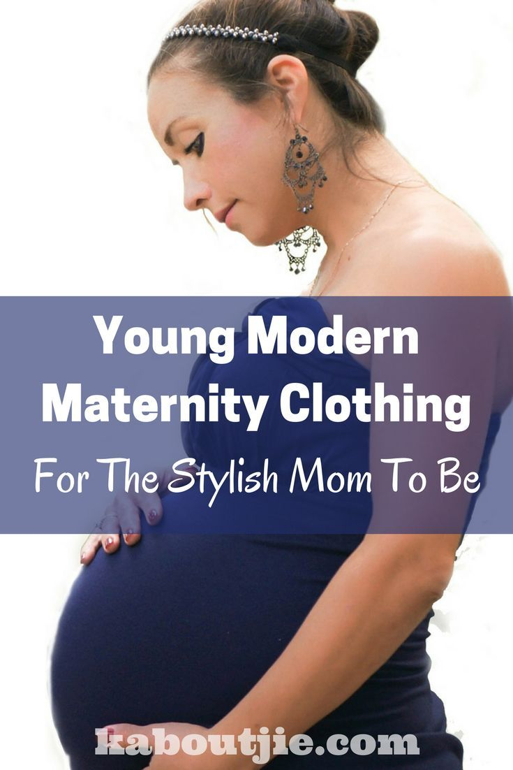 135b10a77cf Young Modern Maternity Clothes for the Stylish Mom To Be