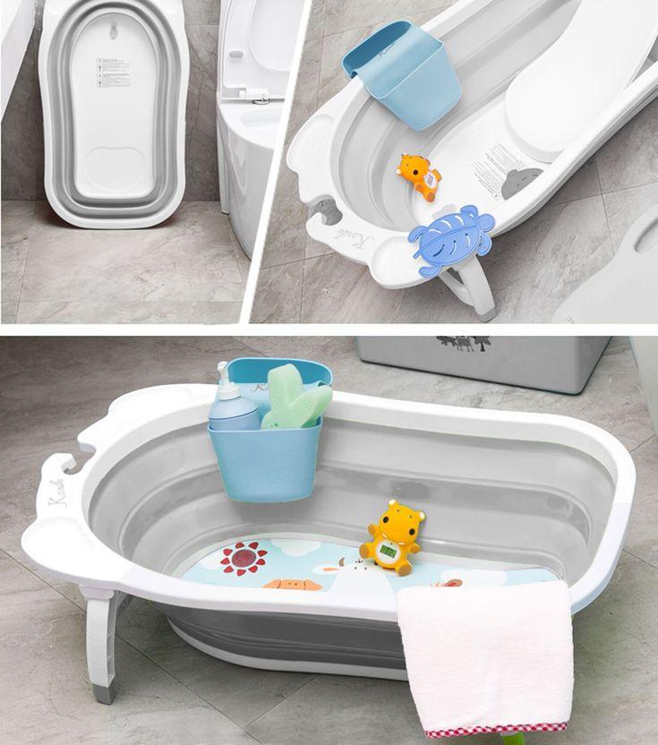 Newborn Bath Tub Temperature