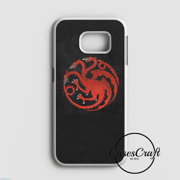 Game Of Thrones Stark Winter Is Coming Samsung Galaxy S7 Edge Case | casescraft