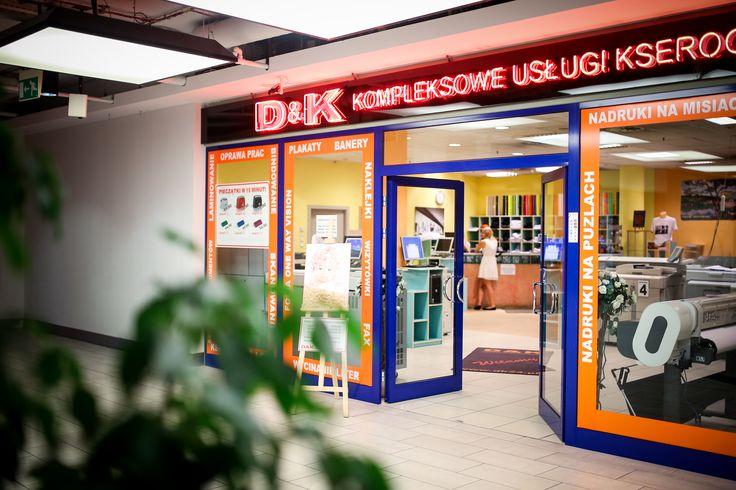 DK Centrum Kopiowania - ksero, druk, co tylko chcesz :)